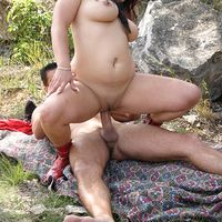 Hot mature cream